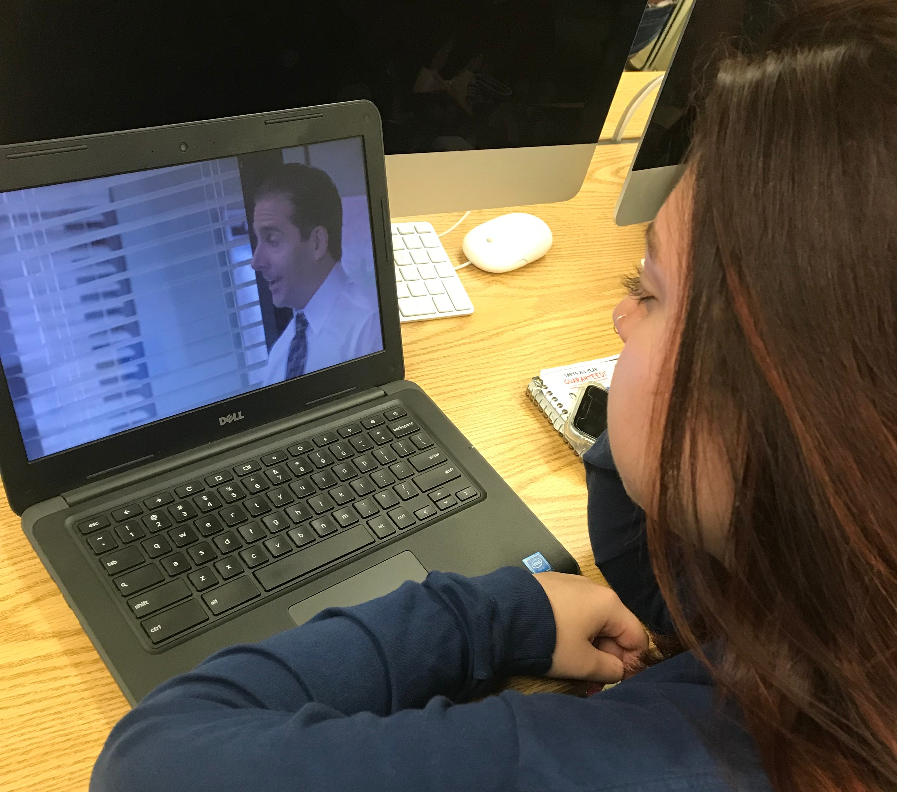 NHS Students Share Their Thoughts on Netflix Programs | NHS
