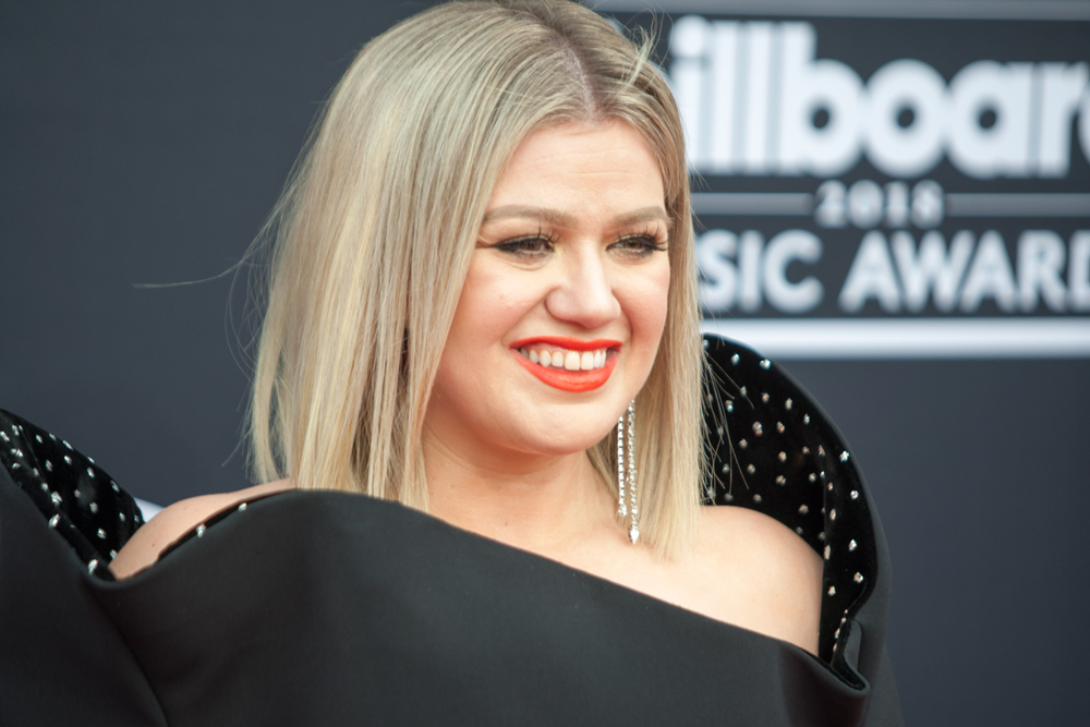 Kelly Clarkson, a Judge on The Voice