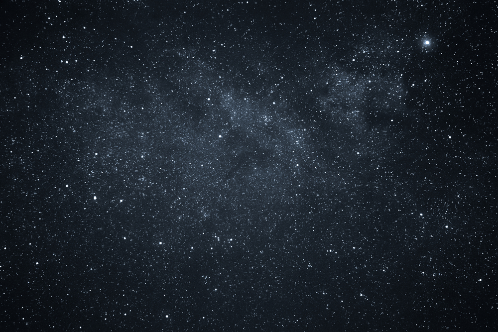 stock image of space