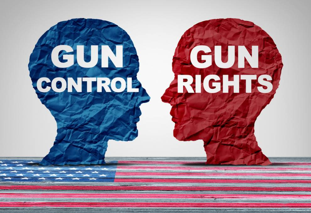 Gun Control vs. Gun Rights