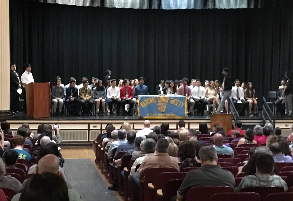 National Honor Society Ceremony