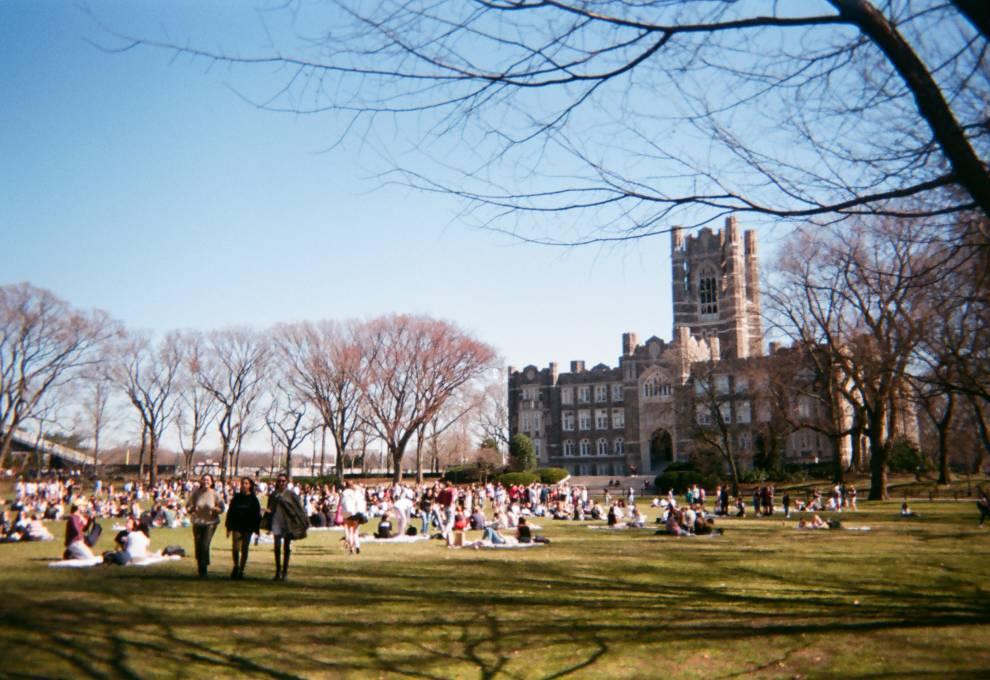 Fordham University Rose Hill Campus