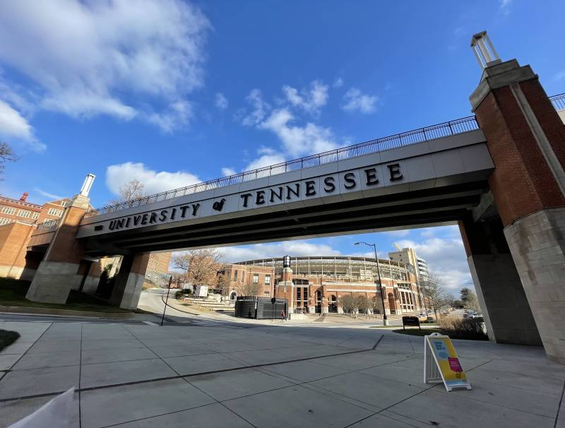 Colleges begin to re-open amid the COVID-19 pandemic. The University of Tennessee this past weekend is open and in effect.