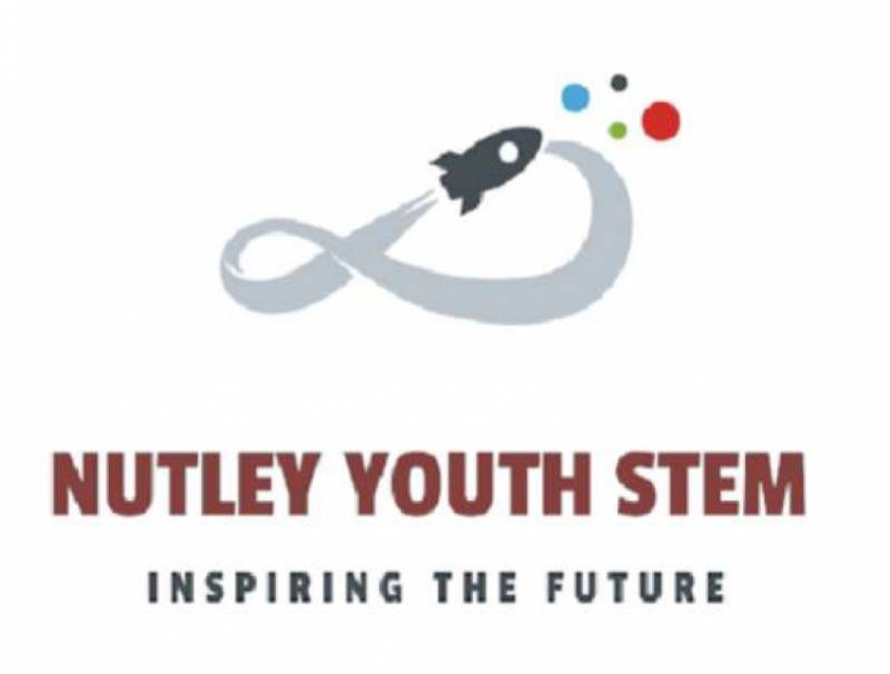 Nutley Youth STEM Club Logo