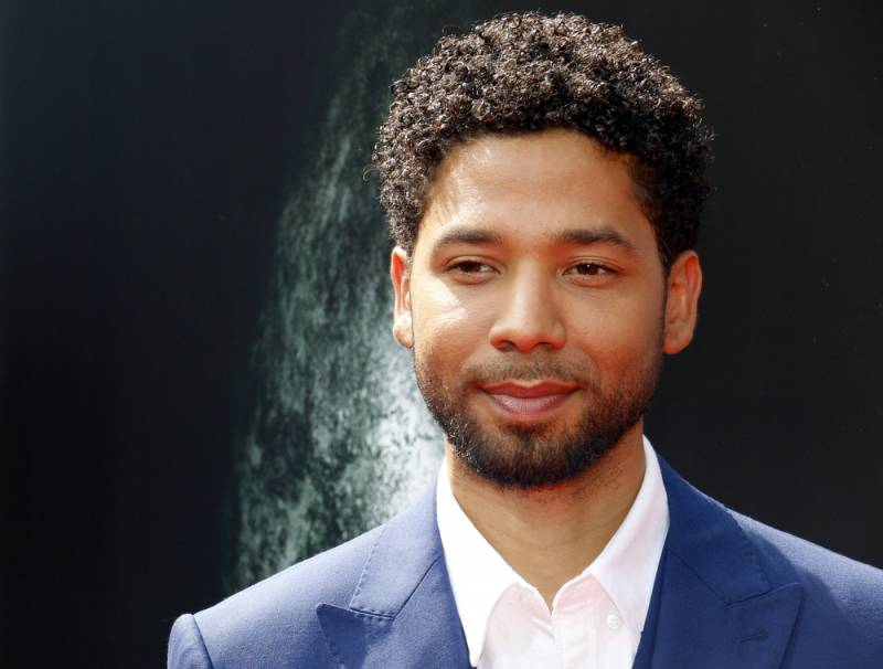 picture of Jussie Smollett