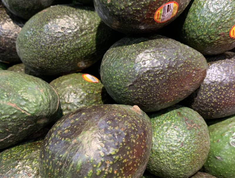 Avocados from ShopRite