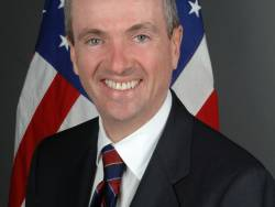 Phil Murphy, official photo
